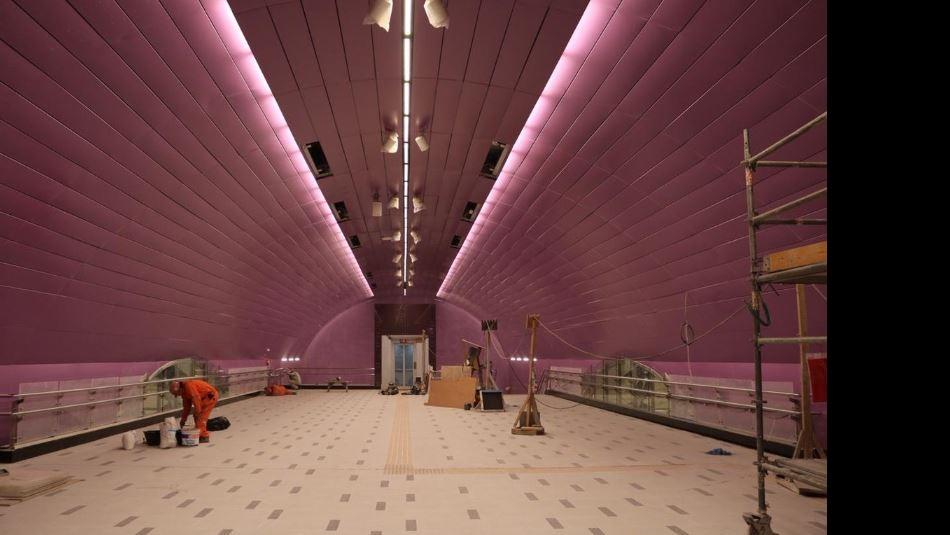 Línea 3 del Metro de Santiago: Esta es la fecha de inicio de funcionamiento