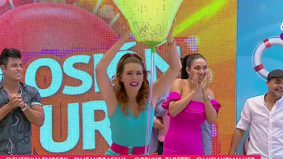 [VIDEO] Eugenia Lemos y Lisandra Silva se robaron la película en la