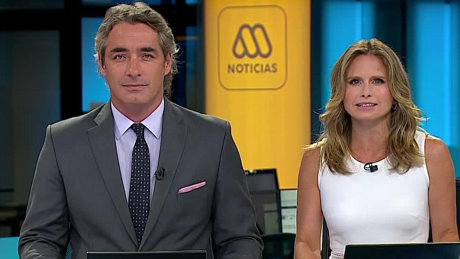 [VIDEO] Así fue el estreno del nuevo estudio del Centro de Noticias Multiplataforma de Mega