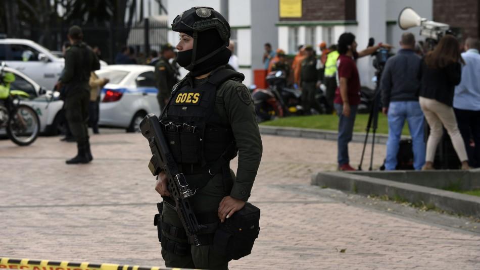 Atentado en Colombia / AFP