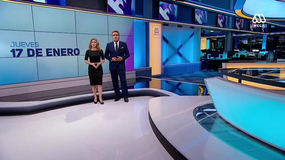 Ahora Noticias Central 17 de enero