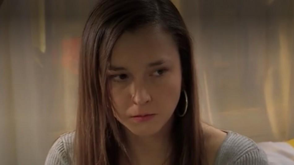 [VIDEO] La nueva faceta de Javiera en Verdades Ocultas