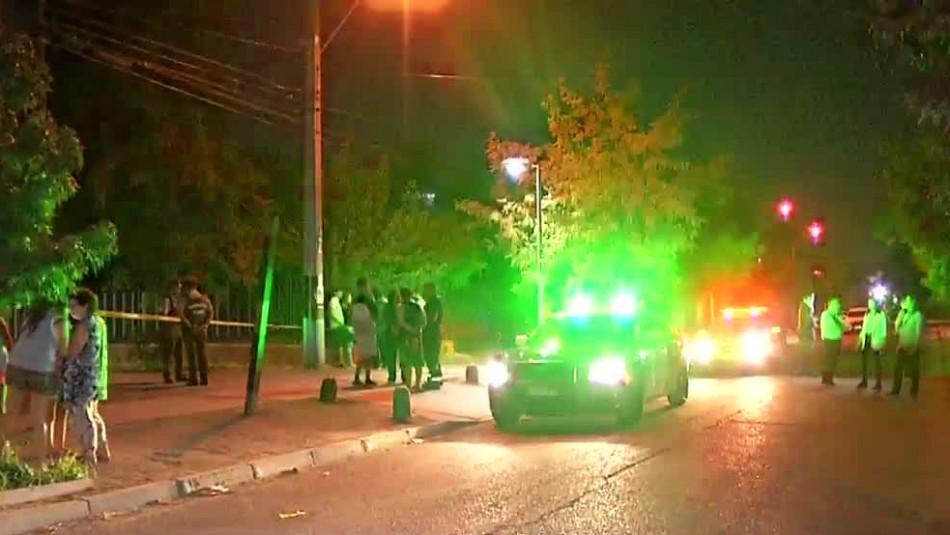 [VIDEO] Joven de 22 años muere tras ser víctima de