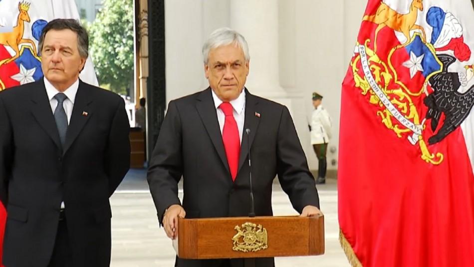 Gobierno de Chile reconoce a Juan Guaidó como Presidente de Venezuela