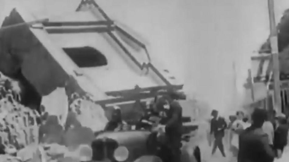 Terremoto de Chillán de 1939: A 80 años del sismo más letal registrado en Chile / Referencial.