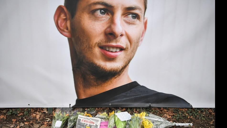 Múltiples homenajes a Emiliano Sala. / Reuters