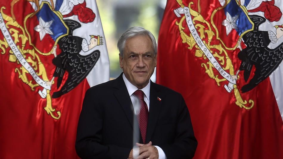 Piñera por Maduro: Apoyar a un dictador
