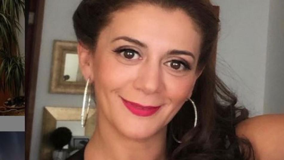 [FOTO] El comentado y elogiado vestido de Paola Troncoso
