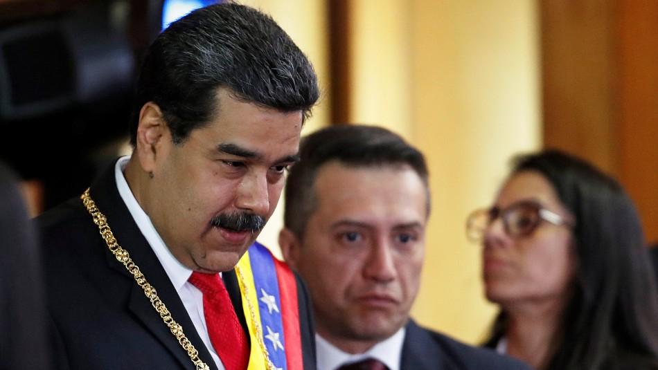 Nicolás Maduro por crisis en Venezuela: