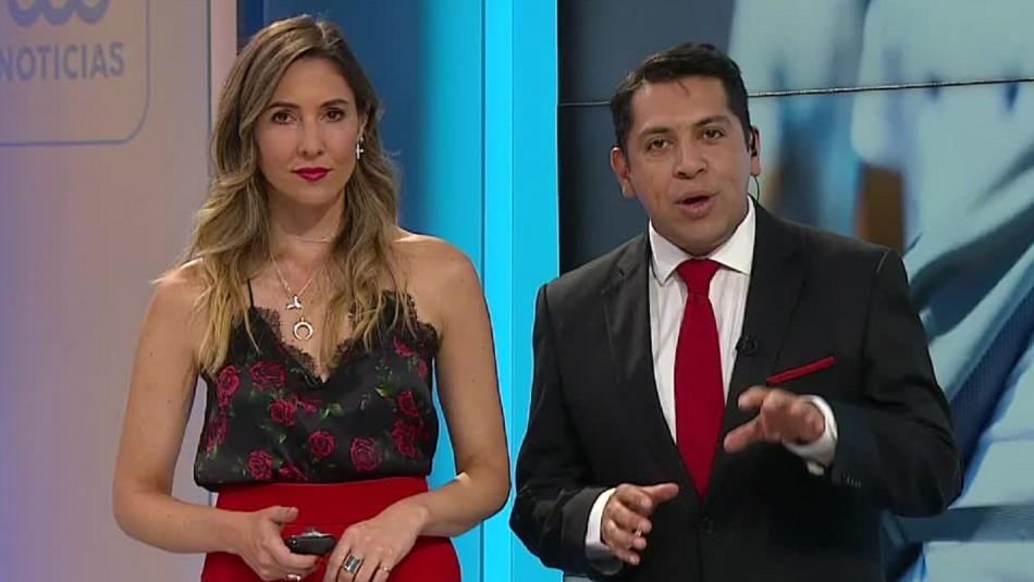 Ahora Noticias Central 26 de enero