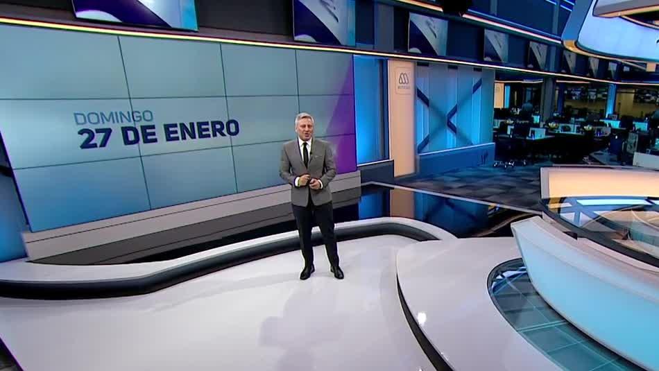 Ahora Noticias Central 27 de enero