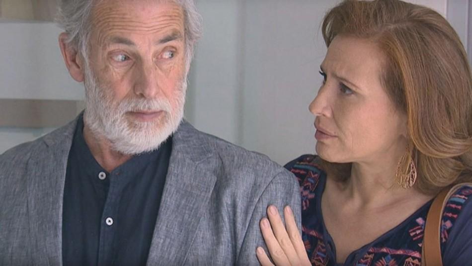 [VIDEO] Avance de Casa de Muñecos: ¿Sergio le dirá la verdad a Leonor sobre la enfermedad de Nora?