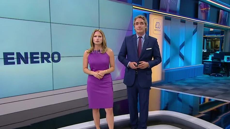 Ahora Noticias Central 29 de enero