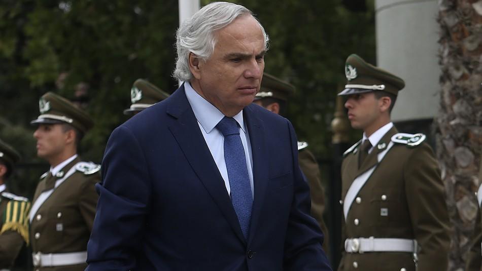 Gobierno por periodistas chilenos detenidos en Venezuela: