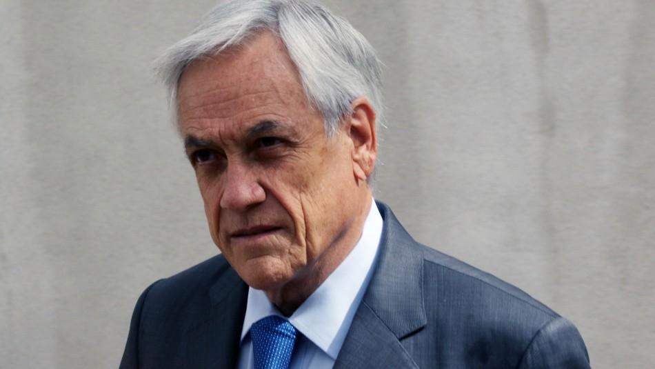 Sebastián Piñera. / AgenciaUno