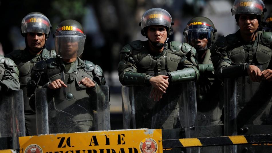 Crisis en Venezuela: Siete periodistas extranjeros y cuatro venezolanos han sido detenidos / Referencial Reuters.