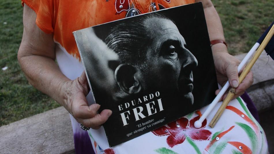 Eduardo Frei Montalva fue asesinado el 22 de enero de 1982 / Agencia Uno.