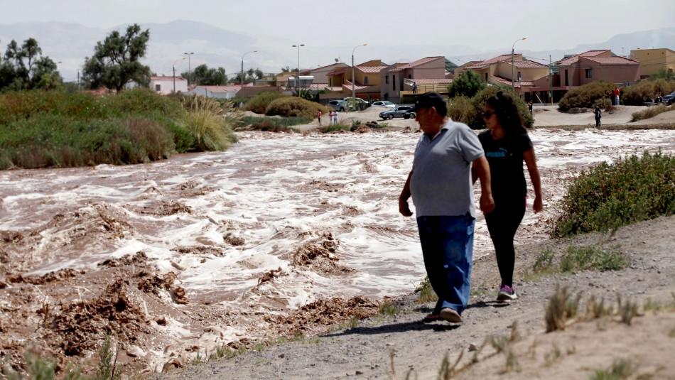 Río Loa / Archivo  Agencia Uno.