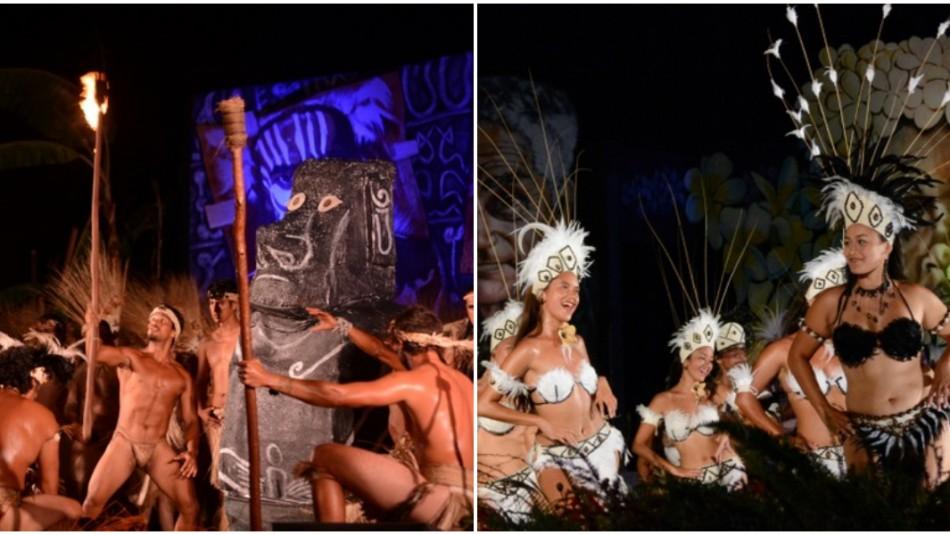 Fiesta Tapati Rapa Nui / Imagina Rapa Nui - Isla de Pascua.