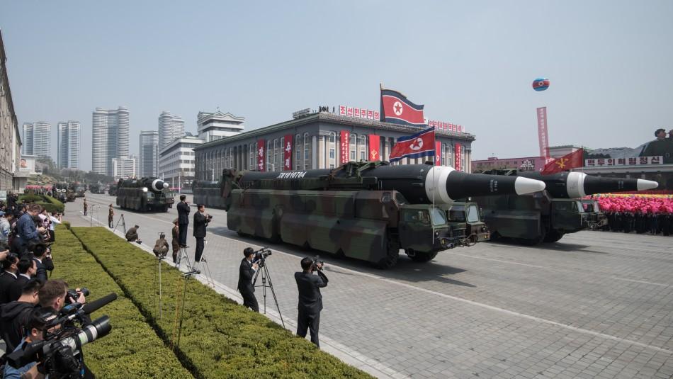 Armas nucleares y misiles balísticos de Corea del Norte / AFP