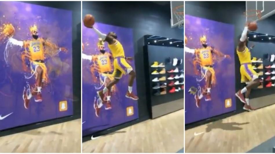 La increíble publicidad / Nike.