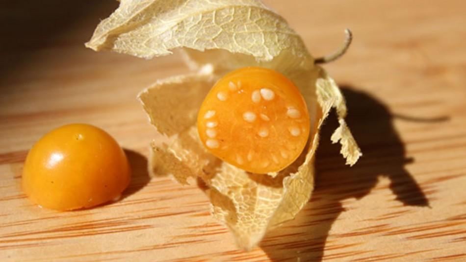 Golden Berry, el fruto que ayuda a combatir el hígado graso / Foto Agencia Uno