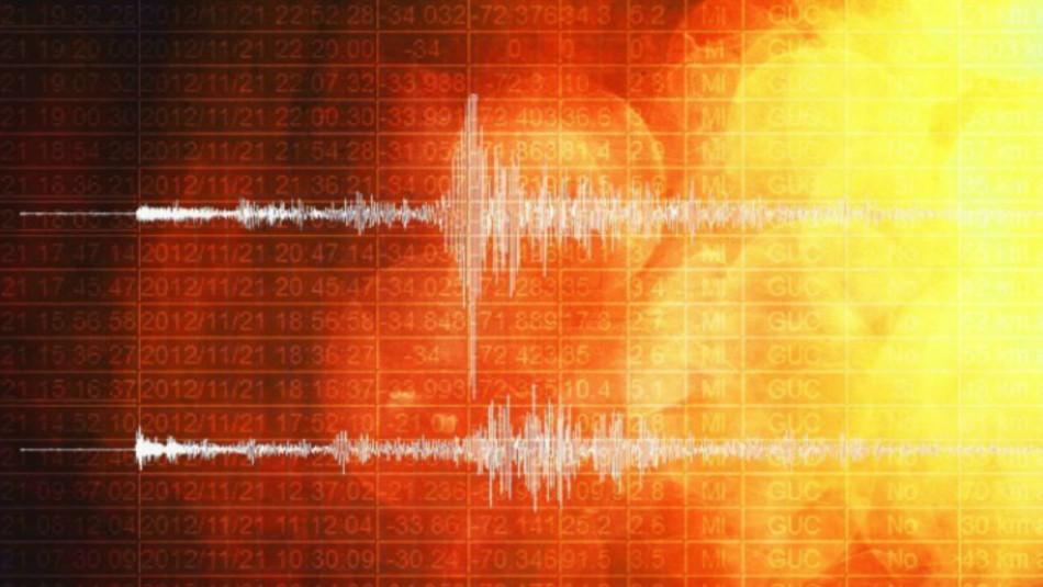 Temblor afectó a la Región de Arica y Parinacota: SHOA descarta posibilidad de tsunami