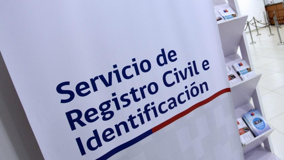 Certificados gratuitos del Registro Civil / Agencia UNO.