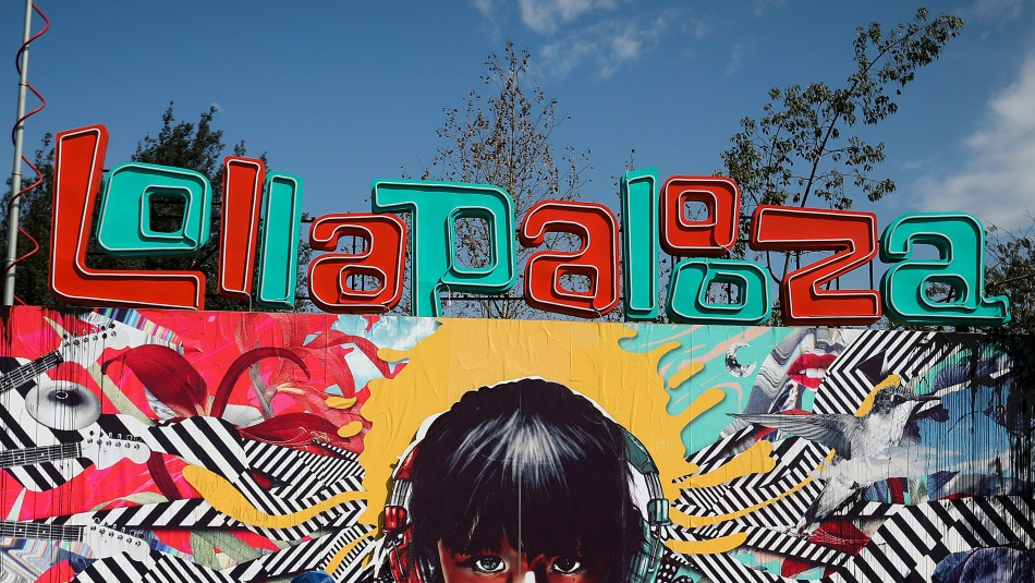 Las radios que transmiten Lollapalooza Chile 2019 / Agencia UNO