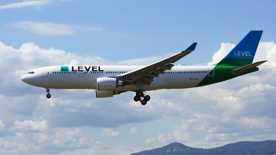 Aerolínea Level / Level