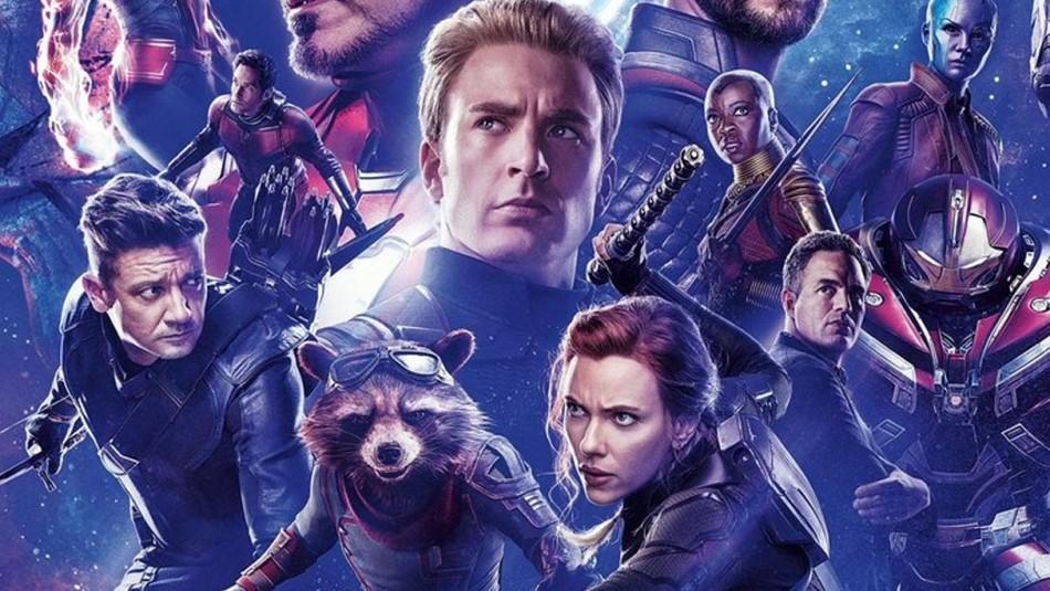Estos son los cines que tendrán la preventa de Avengers: Endgame