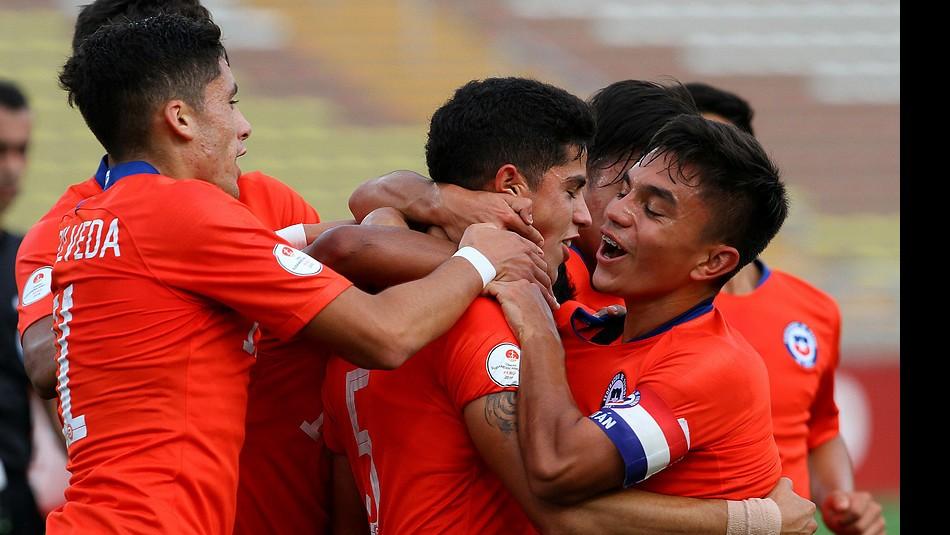 Chile debuta ante Ecuador. / Agencia Uno