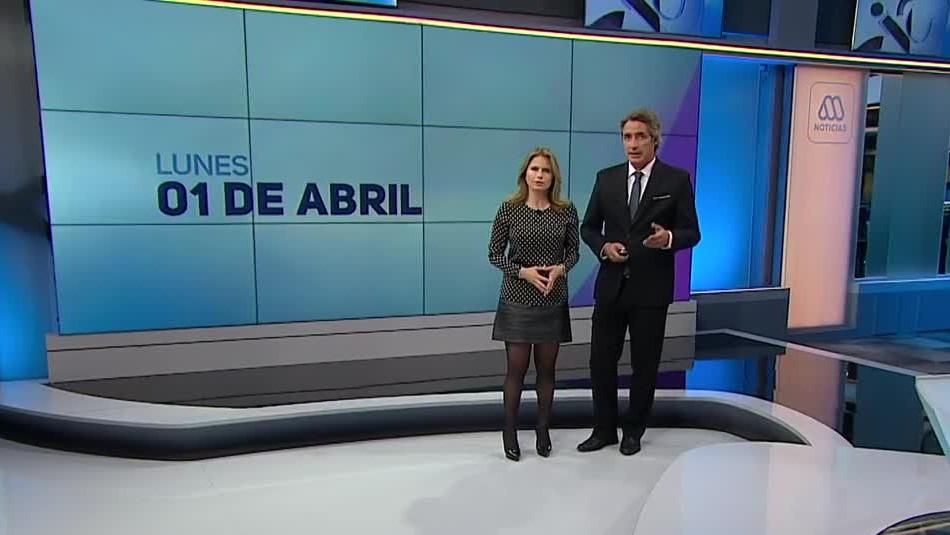 Ahora Noticias Central 1 de abril