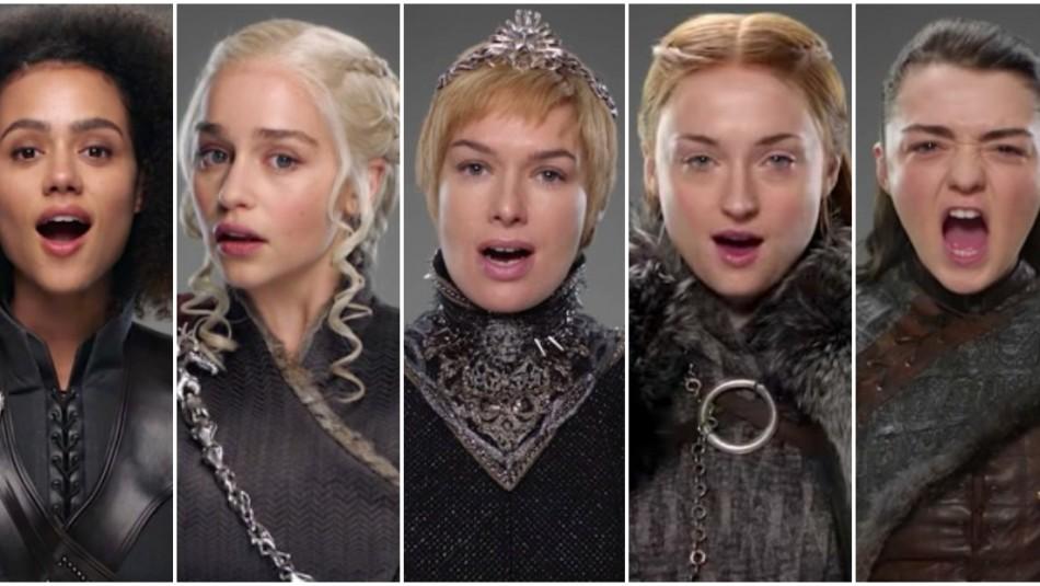 [FOTOS] Descubre la colección de maquillaje inspirada en Game of Thrones