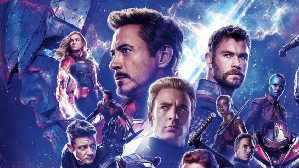 Spot Avengers Endgame / Marvel