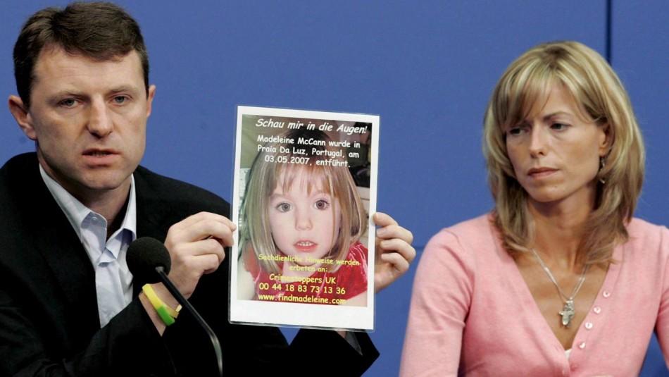 Estas son las teorías que hay sobre el paradero de Madeleine McCann