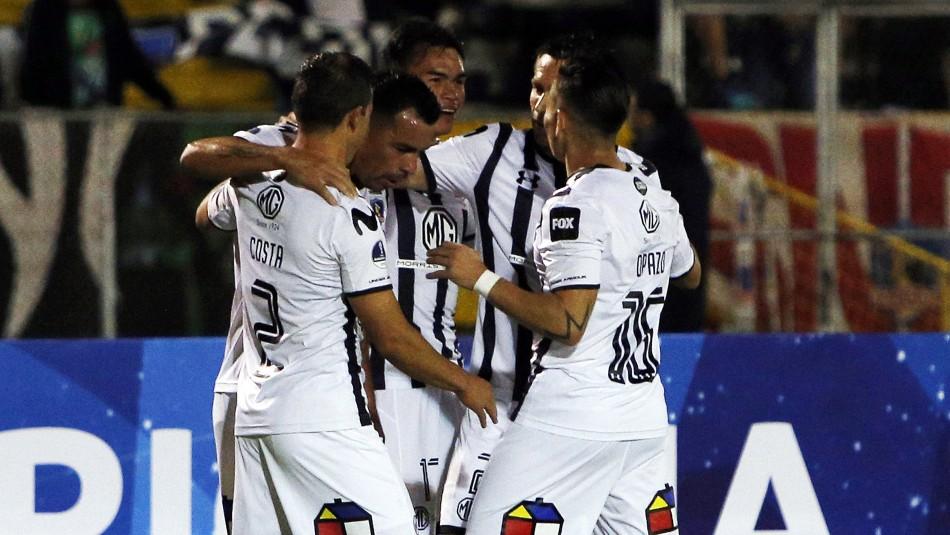 Esteban Paredes anotó en Ecuador / AgenciaUno.