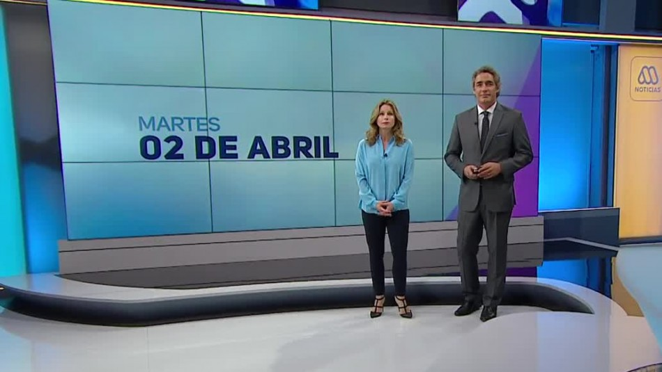 Ahora Noticias Central 2 de abril