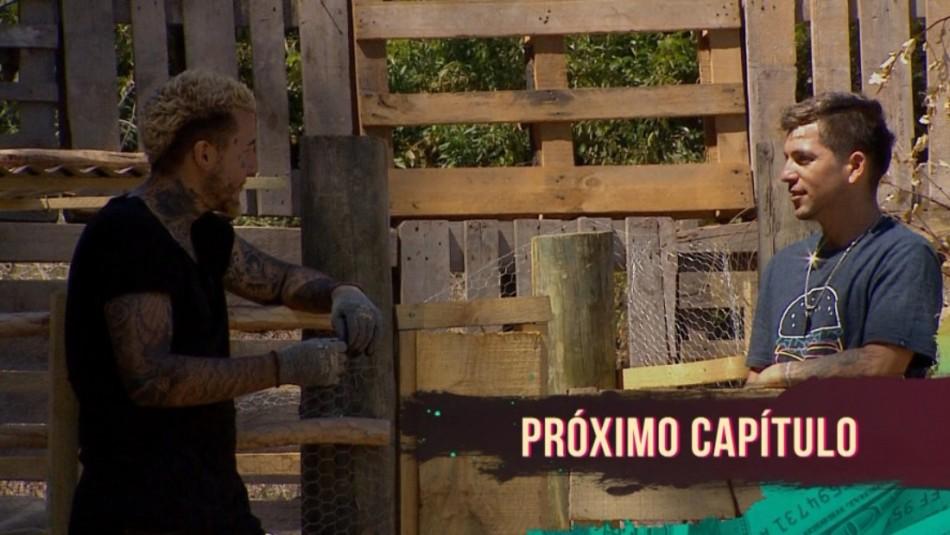 [VIDEO] Avance de Resistiré: ¿Alex empoderará a Fritanga?