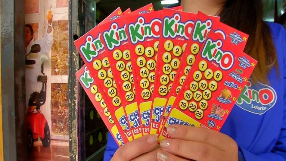 Revisa los números ganadores del sorteo 2162 del Kino / Agencia UNO.