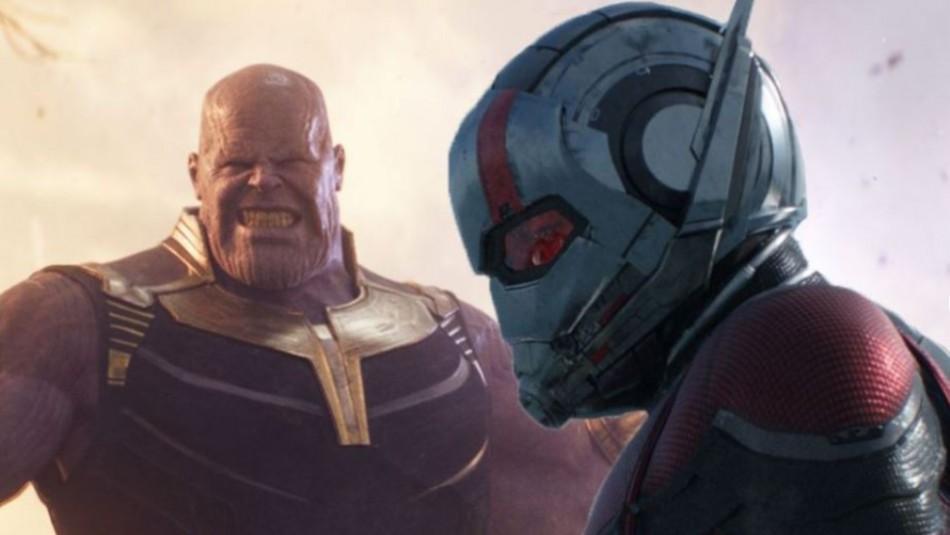 Thanos respondió a extraña teoría sobre