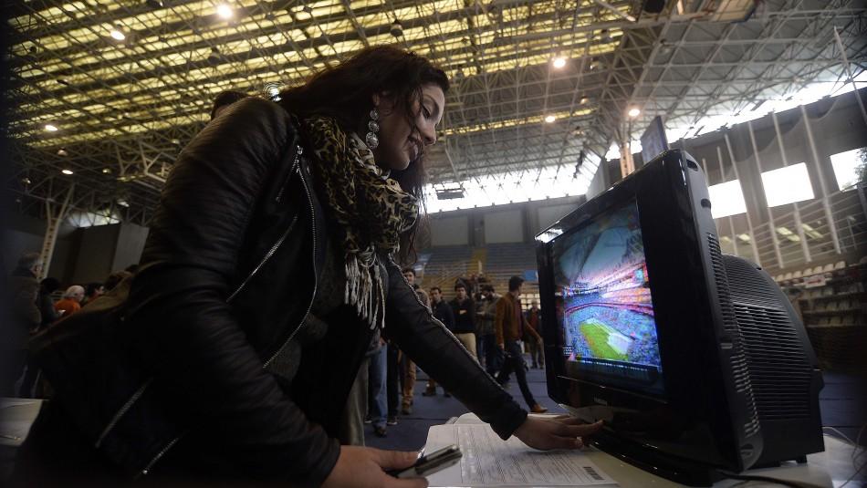 Chilenos consumieron un promedio de 1.286 horas de televisión abierta en 2018