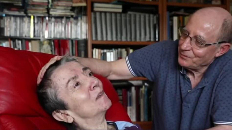 Hombre le aplica eutanasia a su esposa