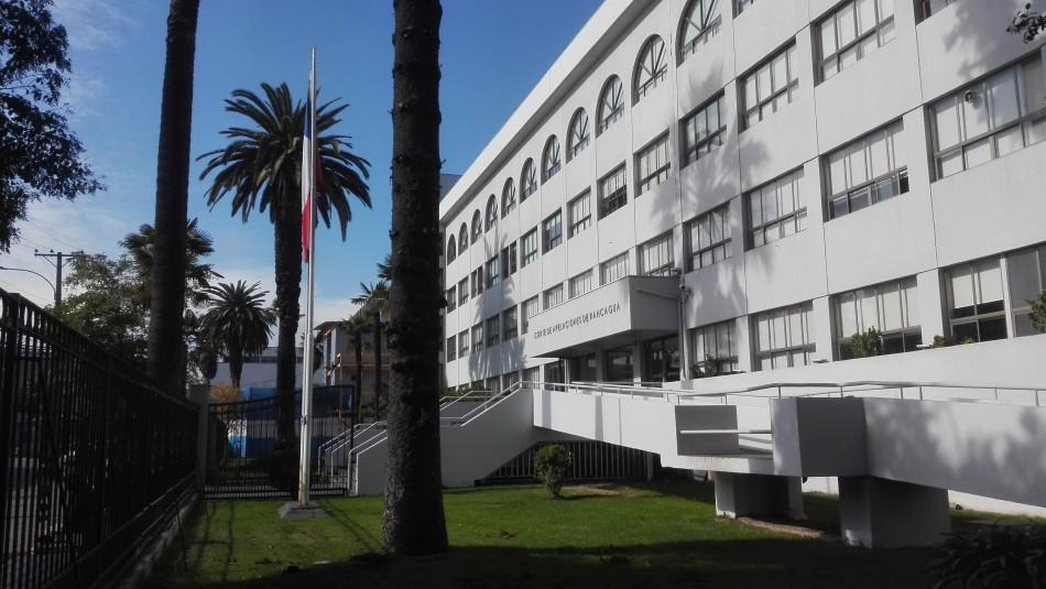 Corte de Apelaciones de Rancagua / Wikimedia