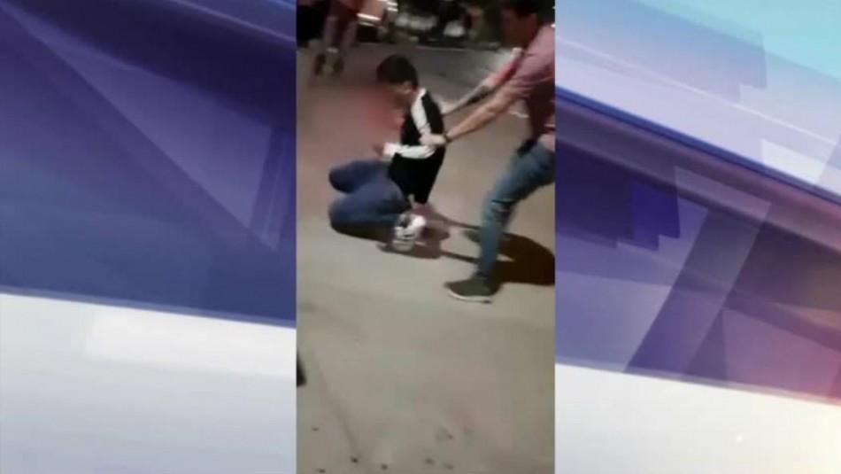 Chofer desarma a sus asaltantes y les dispara en La Pintana