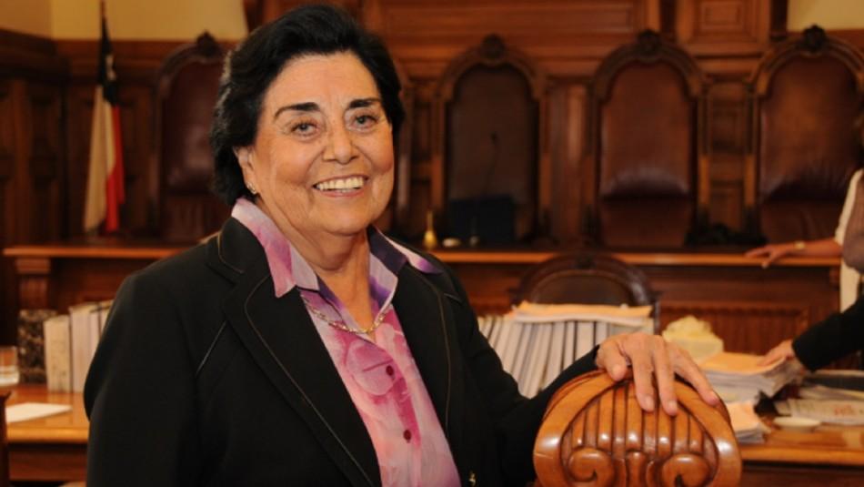 Gabriela Pérez. / Poder Judicial