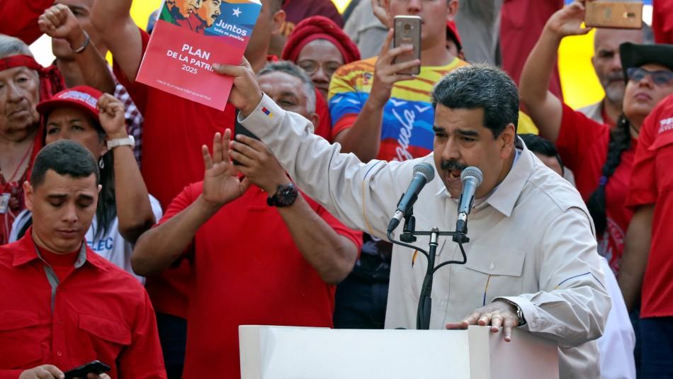 Nicolás Maduro / Reuters