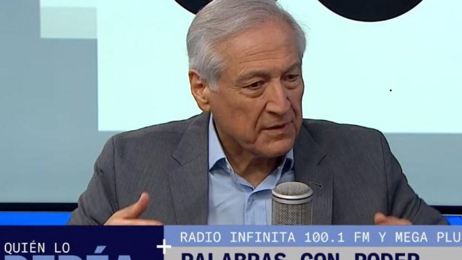 Heraldo Muñoz y Reforma Tributaria: Hay posibilidades de acuerdo si hay medidas sobre progresividad