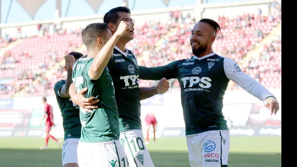 Wanderers es líder del ascenso. / Agencia Uno
