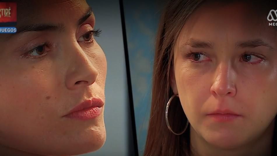 [VIDEO] Verdades Ocultas: Javiera recibió resultados de exámenes y volvió a enfrentarse a Raquel